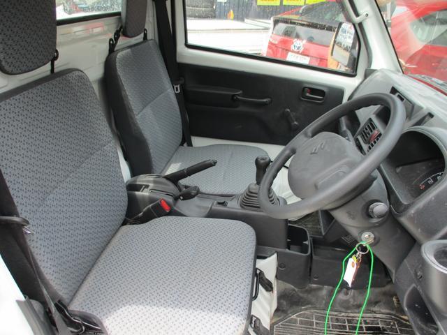 ダンプ 4WD AC PS(9枚目)