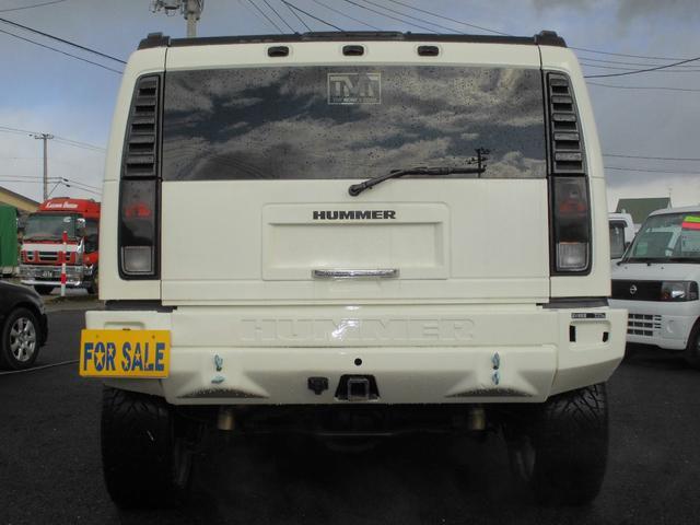 「ハマー」「ハマーH2」「SUV・クロカン」「山形県」の中古車3