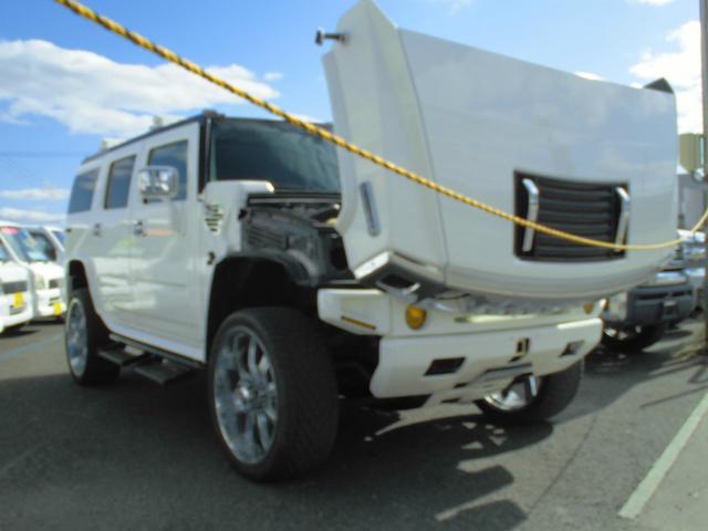 「ハマー」「ハマーH2」「SUV・クロカン」「山形県」の中古車45
