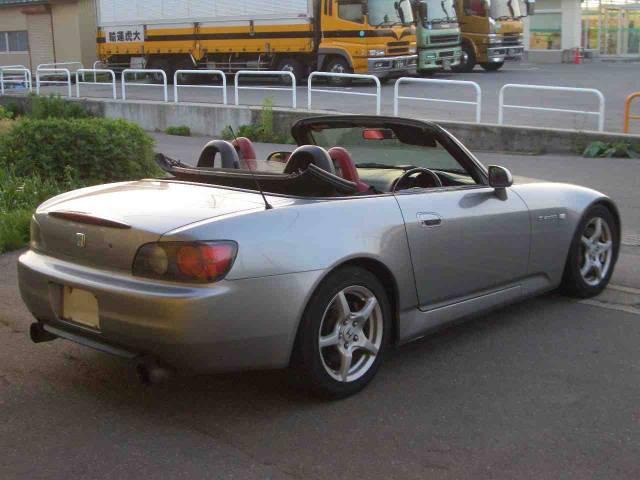 「ホンダ」「S2000」「オープンカー」「福島県」の中古車2