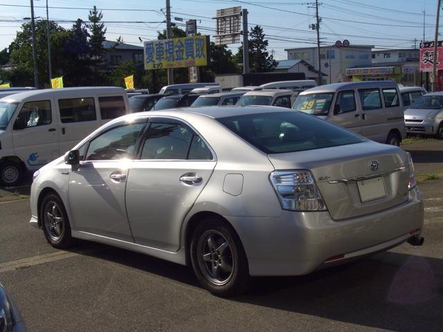 「トヨタ」「SAI」「セダン」「福島県」の中古車4
