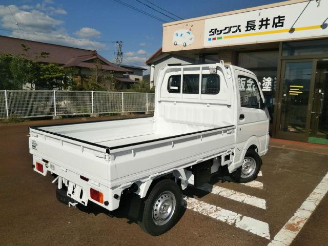 日産 NT100クリッパートラック DX農繁仕様4WD登録済未使用車ACPS