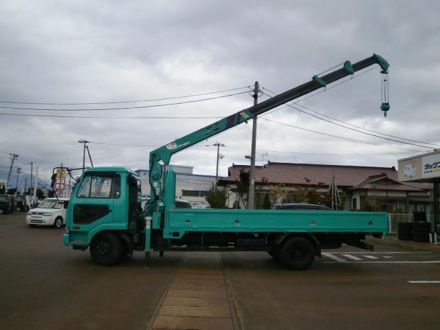 日産ディーゼル コンドル 4段クレーン・ラジコン付3トン