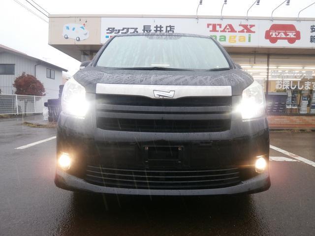 トヨタ ノア Si4WDHDDナビパワスラ1年走行無制限保障
