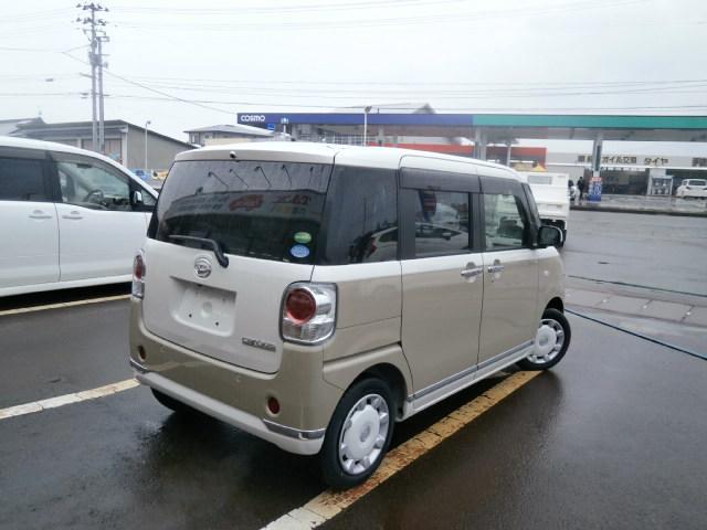 「ダイハツ」「ムーヴキャンバス」「コンパクトカー」「山形県」の中古車3