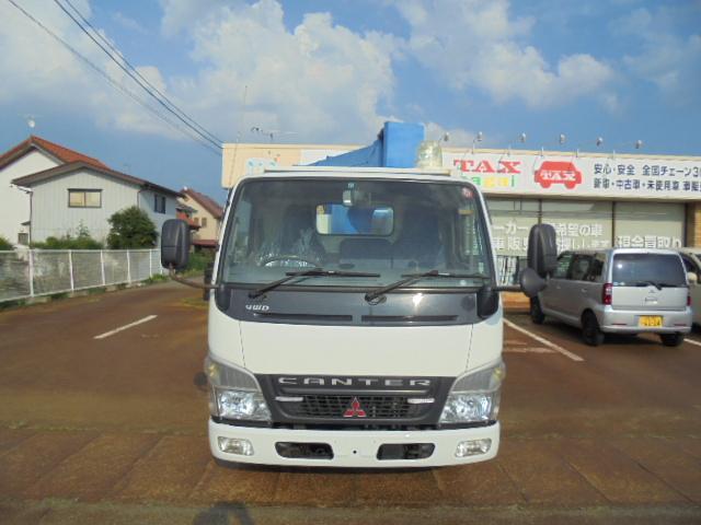 三菱ふそう キャンター 高所作業車4WD5200-D