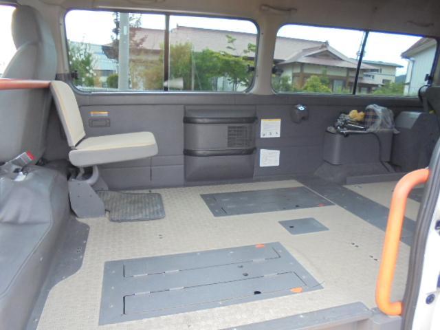 車椅子移動車4WD3000D-TB(8枚目)