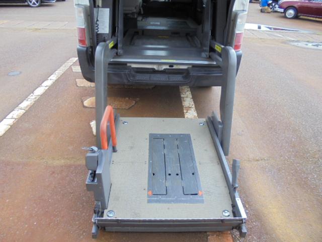 車椅子移動車4WD3000D-TB(9枚目)