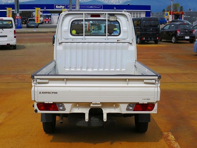 三菱 ミニキャブトラック 4WD