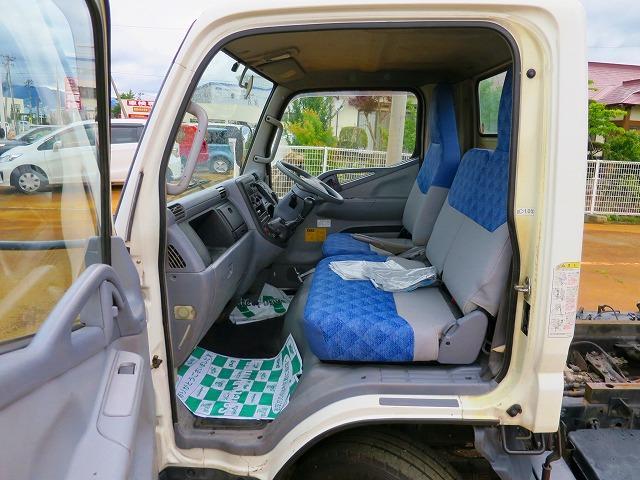 三菱ふそう キャンター 全低床ダンプSA 2WD