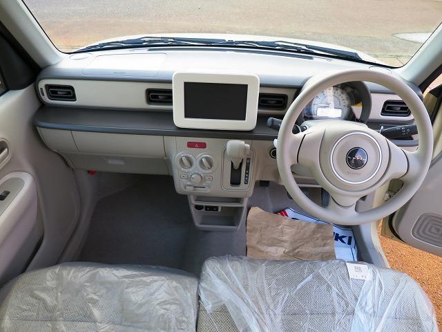 スズキ アルトラパン L 4WD レーダーブレーキアシスト 届出済未使用車