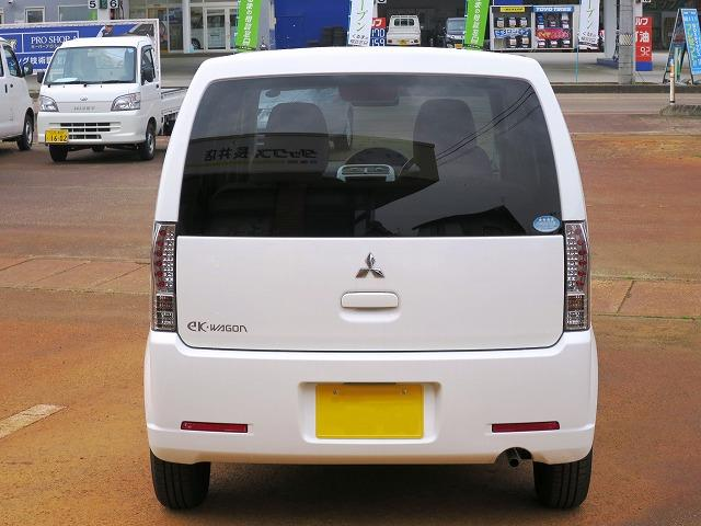 「三菱」「eKワゴン」「コンパクトカー」「山形県」の中古車4