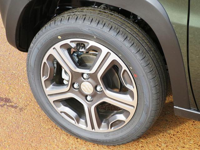 Xターボ 4WD 届出済未使用車(19枚目)