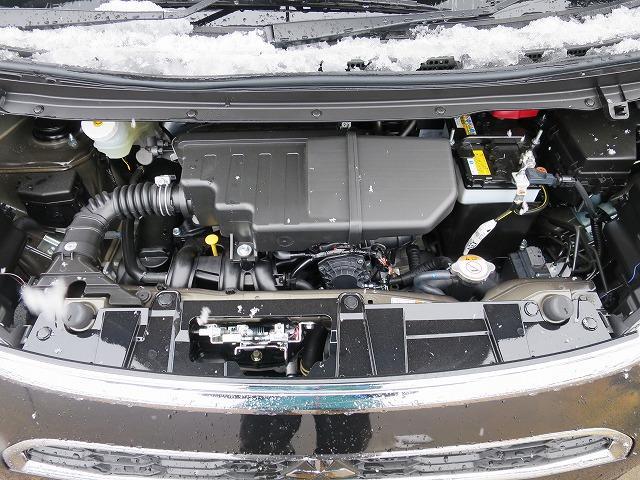 M 4WD 届出済未使用車(19枚目)