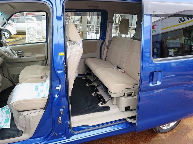RSリミテッド 4WD ナビ 左電動スライド(7枚目)