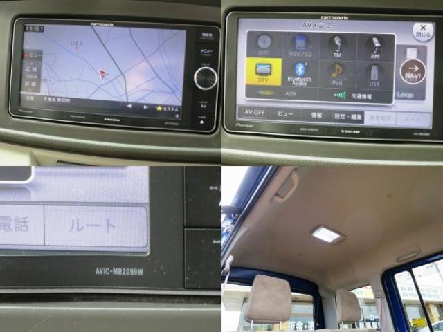 RSリミテッド 4WD ナビ 左電動スライド(13枚目)