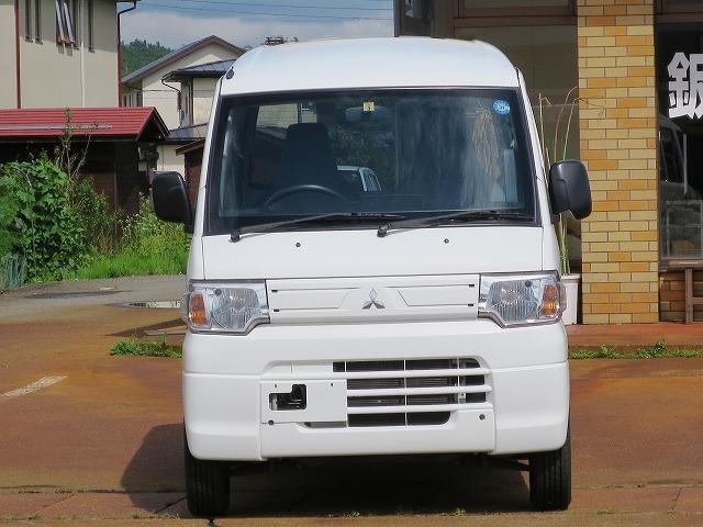 「三菱」「ミニキャブバン」「軽自動車」「山形県」の中古車2