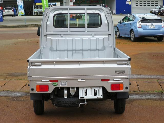KCエアコン・パワステ 4WD 届出済未使用車(4枚目)