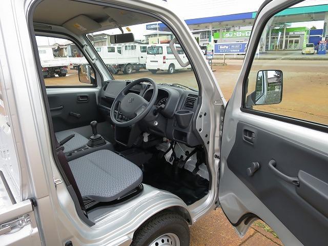 KCエアコン・パワステ 4WD 届出済未使用車(8枚目)
