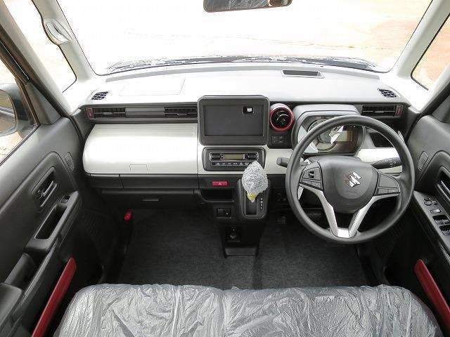 ハイブリッドG ブレーキサポート HUD 届出済未使用車(11枚目)