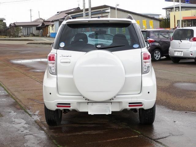 「トヨタ」「ラッシュ」「SUV・クロカン」「山形県」の中古車4
