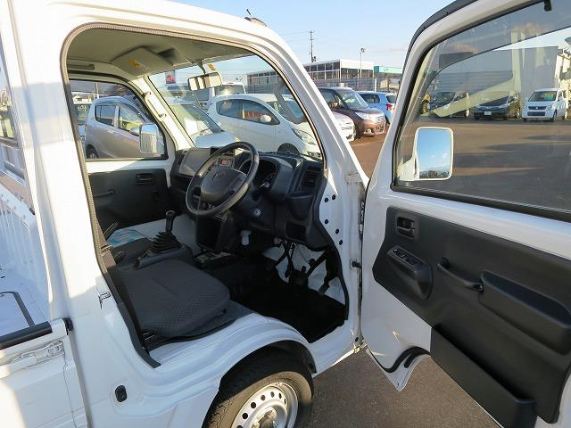 KX 4WD 5MT キーレス パワーウィンドウ 衝突安全 CD 荷台ライト(9枚目)