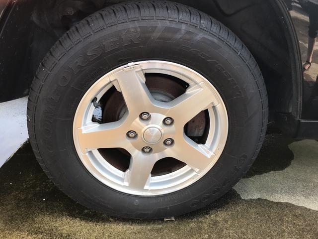 リミテッド 4WD AW17インチ CD ETC 5名乗り(6枚目)