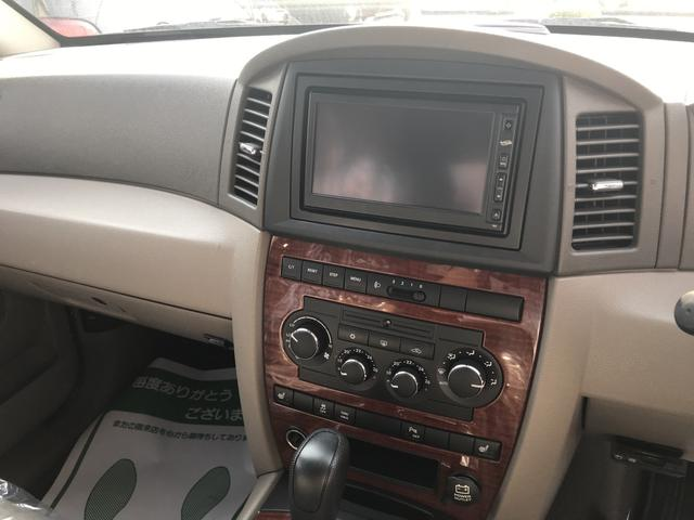 リミテッド 4WD AW17インチ CD ETC 5名乗り(13枚目)