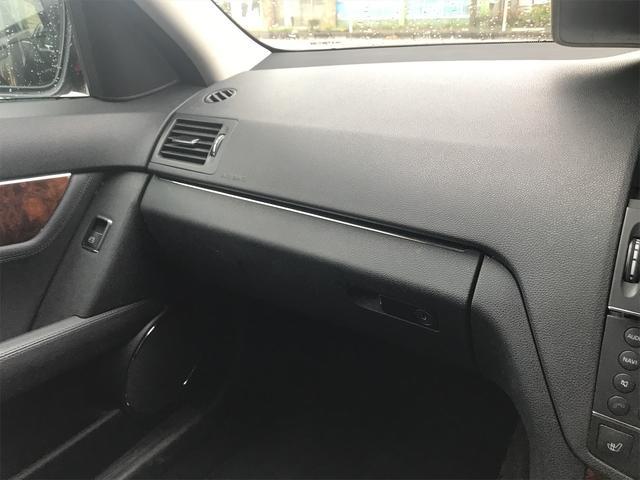 C200コンプレッサー 車検整備付 盗難防止システム アルミ 革シート(23枚目)