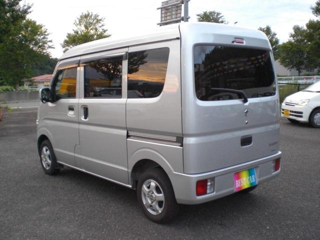 「スズキ」「エブリイ」「コンパクトカー」「福島県」の中古車4
