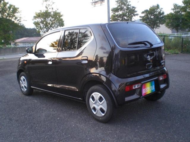 「スズキ」「アルト」「軽自動車」「福島県」の中古車4