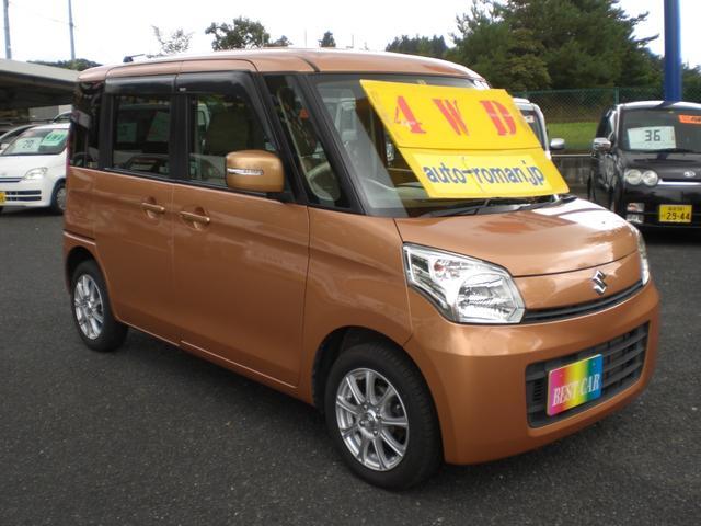 T 4WD ターボ スマホ連動ナビ・ワンセグ(2枚目)