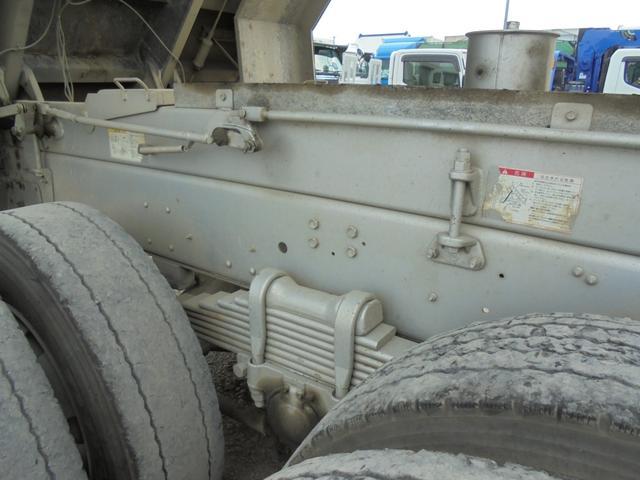 いすゞ ギガ 新明和 自動シート KC-CXZ81K2