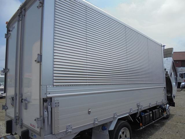 いすゞ エルフトラック 2tウイング セイコラック2個 TRG-NMR85AN