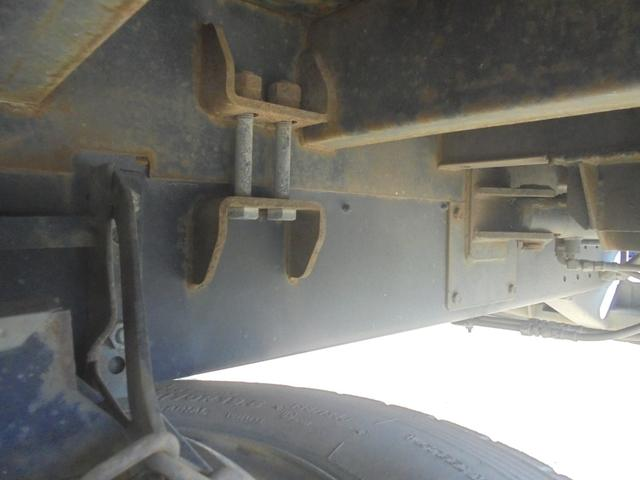 UDトラックス クオン 大型セルフ 自動歩み板 ウインチ LDG-CX5YL
