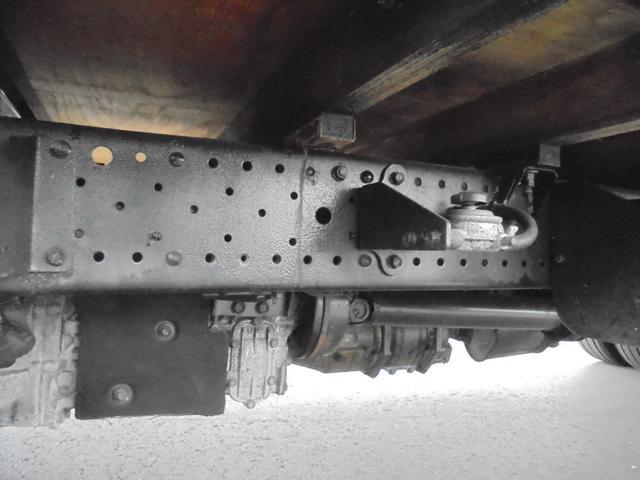 マツダ タイタントラック 小型平ボデー アルミブロック3方開 BKG-LLR85AR