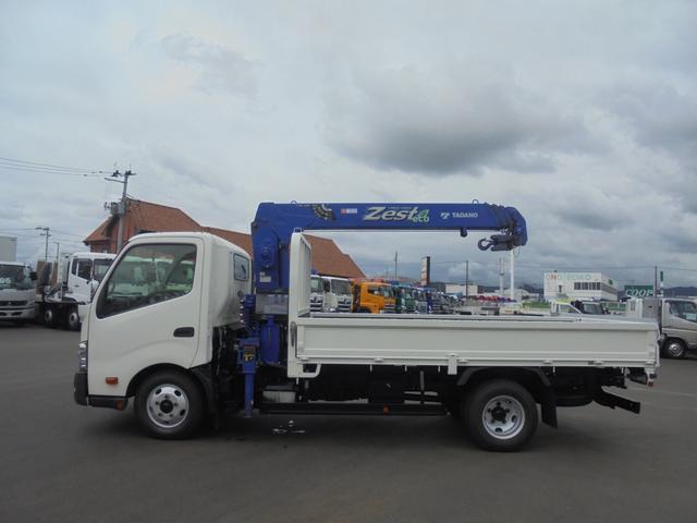 トヨタ ダイナトラック 2tクレーン付 タダノ4段 ラジコン TKG-XZU710