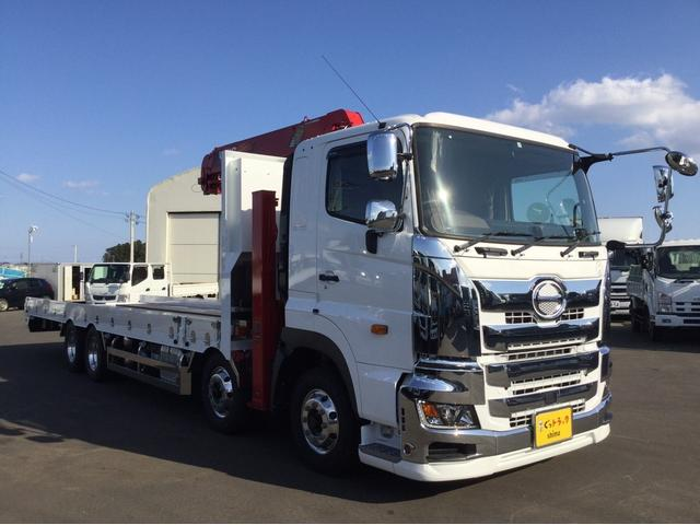 「その他」「プロフィア」「トラック」「福島県」の中古車3