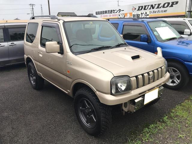 「スズキ」「ジムニー」「コンパクトカー」「福島県」の中古車3