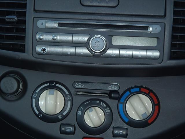 日産 マーチ 14E FOUR 4WD インテリジェントキー