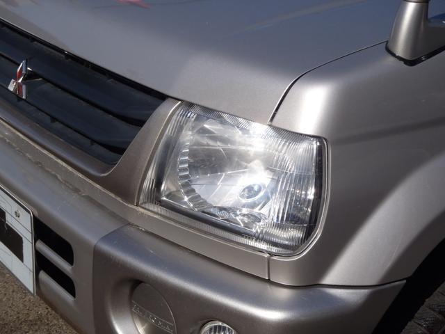 三菱 パジェロミニ X パートタイム4WD タイミングベルト交換済み