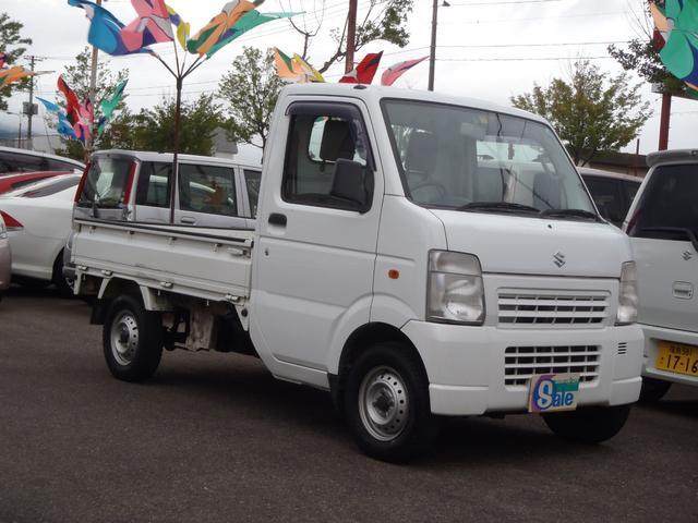 「スズキ」「キャリイトラック」「トラック」「福島県」の中古車9
