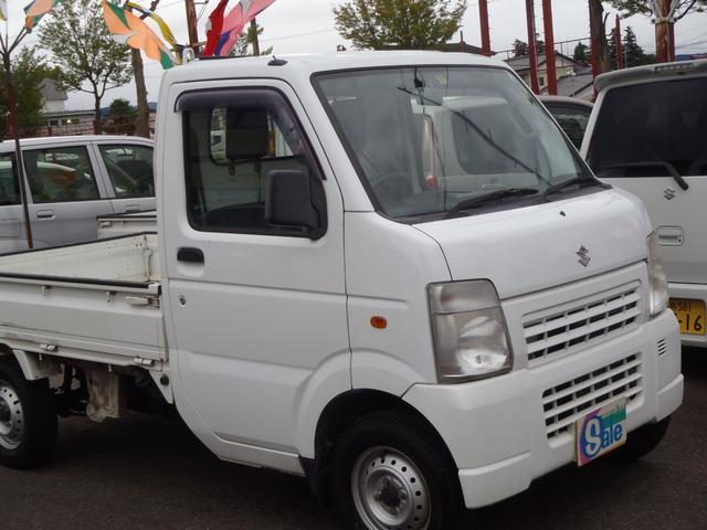 「スズキ」「キャリイトラック」「トラック」「福島県」の中古車13
