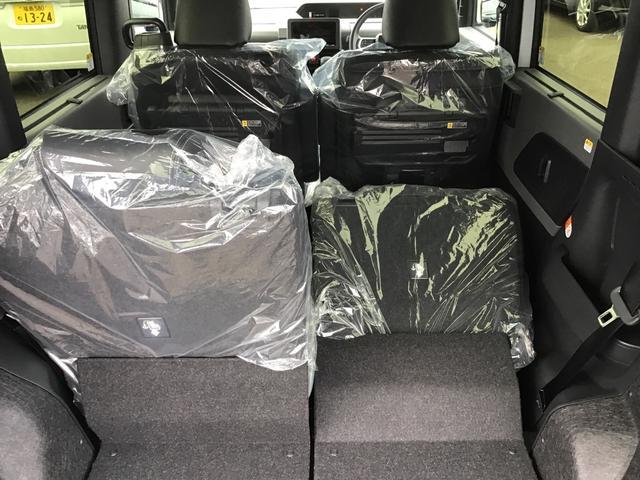 カスタムXセレクション 届出済未仕様車 特別仕様車 2WD 両側パワースライドドア シートヒーター 格納式シートバックテーブル LEDヘッドライト LEDフォグランプ スマートアシスト コーナーセンサー 14インチアルミ(20枚目)