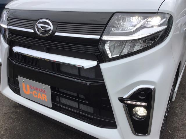 カスタムXセレクション 届出済未仕様車 特別仕様車 2WD 両側パワースライドドア シートヒーター 格納式シートバックテーブル LEDヘッドライト LEDフォグランプ スマートアシスト コーナーセンサー 14インチアルミ(31枚目)