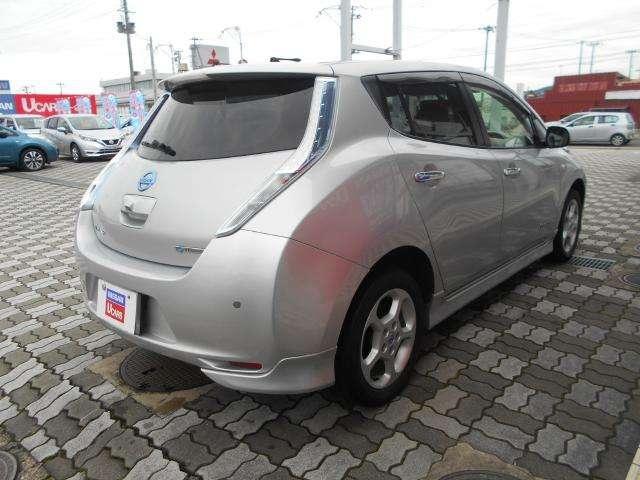 「日産」「リーフ」「コンパクトカー」「福島県」の中古車17