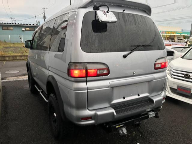 「三菱」「デリカスペースギア」「ミニバン・ワンボックス」「福島県」の中古車6