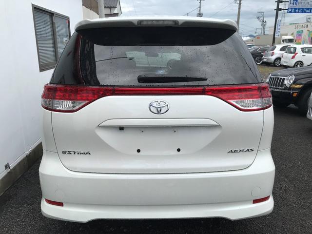 「トヨタ」「エスティマ」「ミニバン・ワンボックス」「福島県」の中古車5
