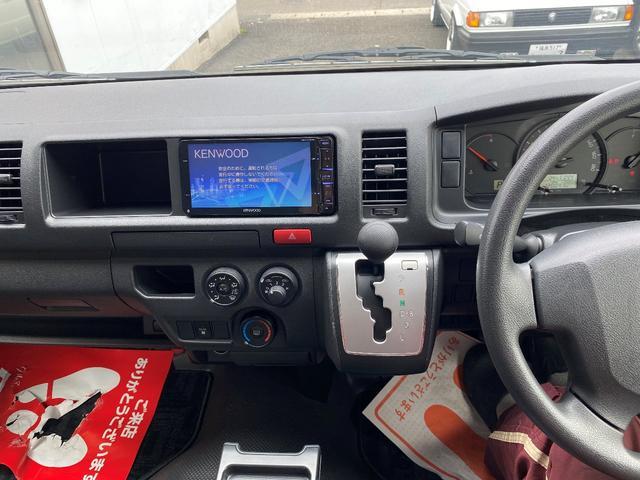 DX 4WD 10人乗り 電動スライドドア ナビ TV(6枚目)