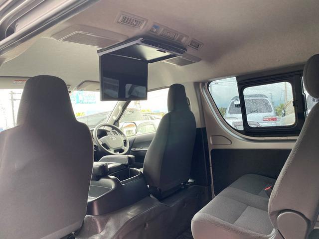 DX 4WD 10人乗り 電動スライドドア ナビ TV(8枚目)